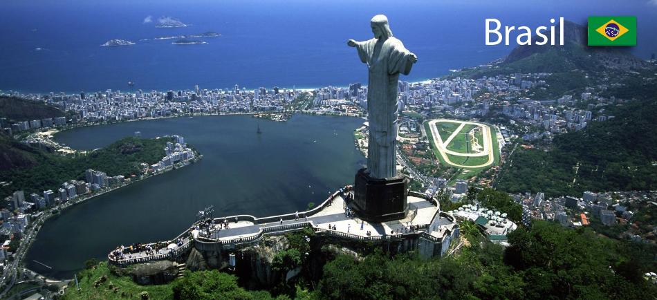 brasilbrasil, oficialmente república federativa de brasil (en portugués república federativa do brasil), es un país soberano de américa del sur que comprende la