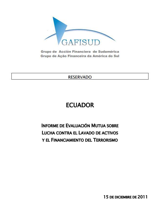Ecuador 3era Ronda 2011